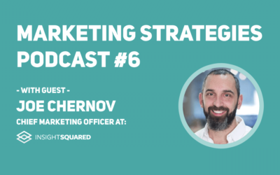 MSP Episode 6: Interview with Joe Chernov from Insight Squared